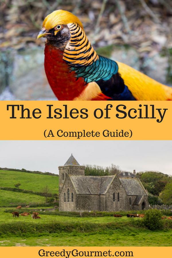 Isles of Scilly Pin
