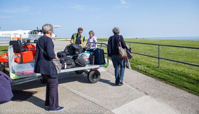 Baggage Claim St Marys