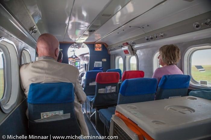 Inside Skybus