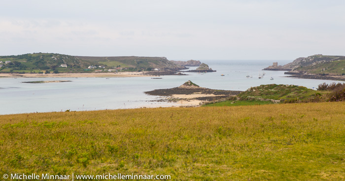 Isles of Scilly view