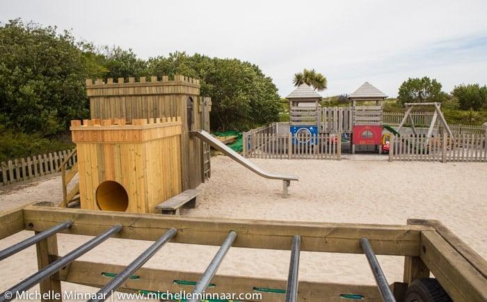 Kids' Playground on Tresco