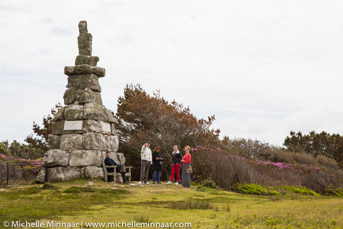 Tresco Monument