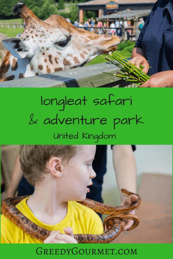 longleat Safari Pin