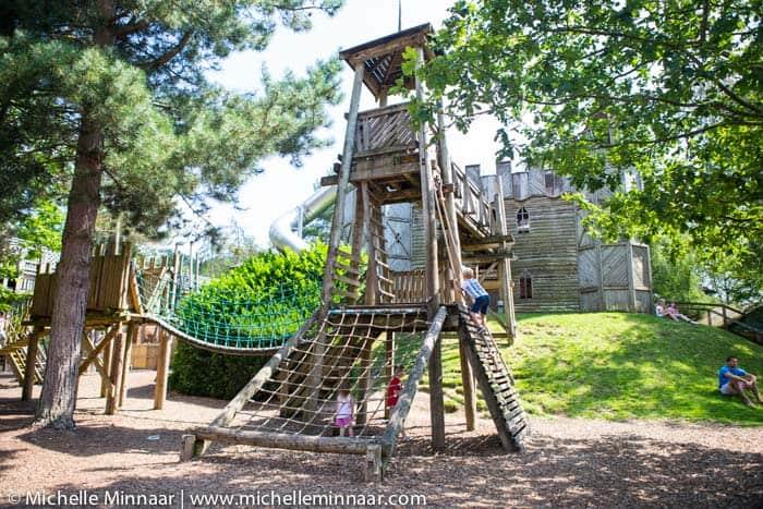 Magic Castle Playground