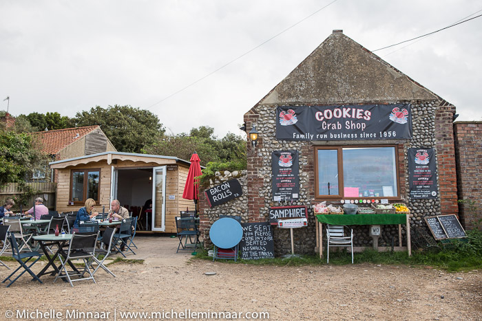 Cookie's Crab Shop in Norfolk