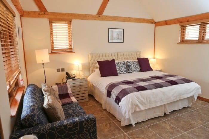 The Grove's Bedrooms
