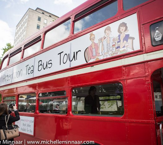 Red Bus Tour in London