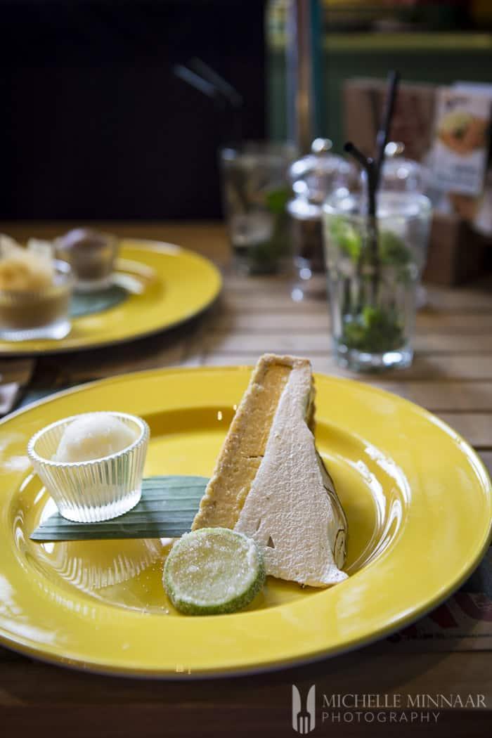 Cuban Dessert