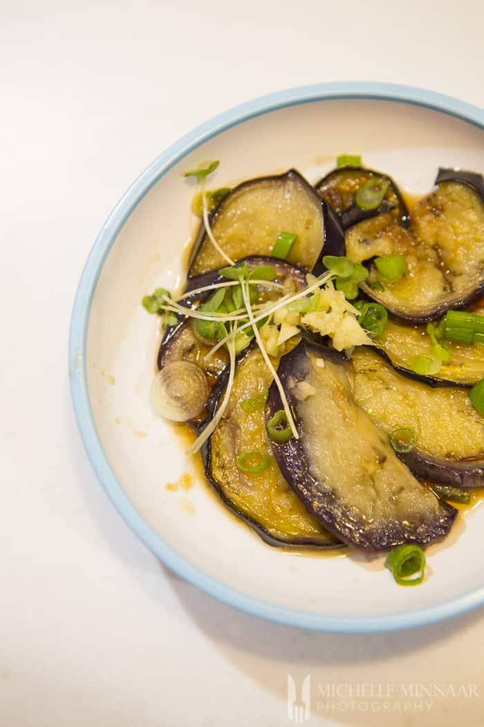 Vegan Japanese Food
