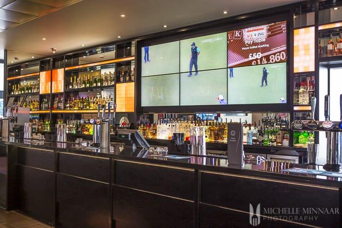 Southend Grosvenor Casino Bar