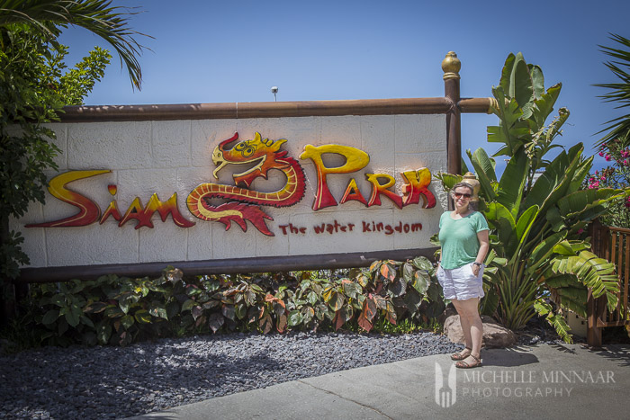 Greedy Gourmet goes to Siam Park