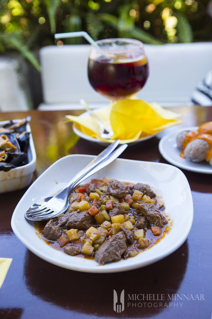 Canarian Beef Stew