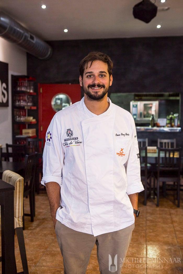 Chef Omar