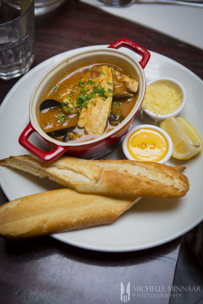 French Fish Soup