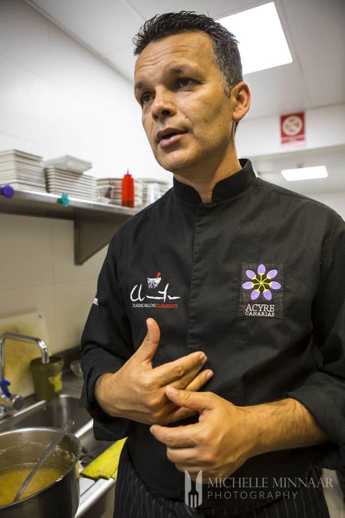 Tenerife's best chef