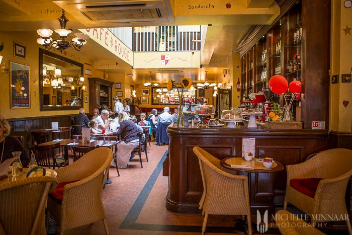 Chelmsford's Cafe Rouge