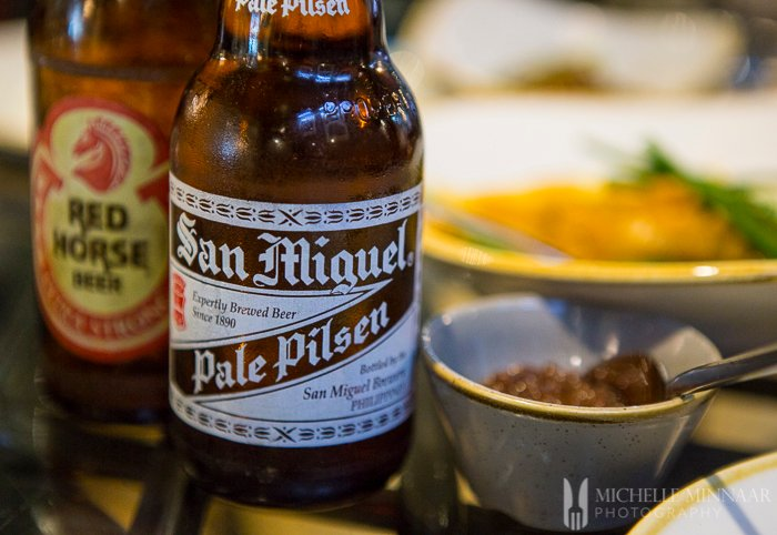 Filipino beer