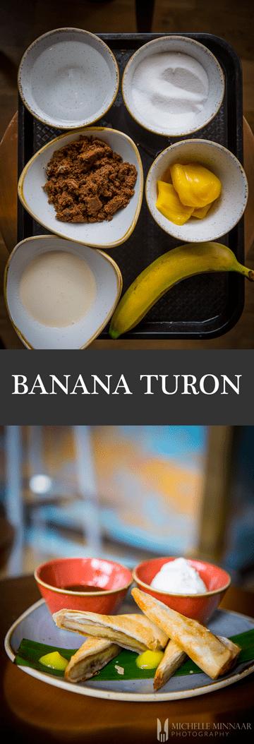Turon Banana