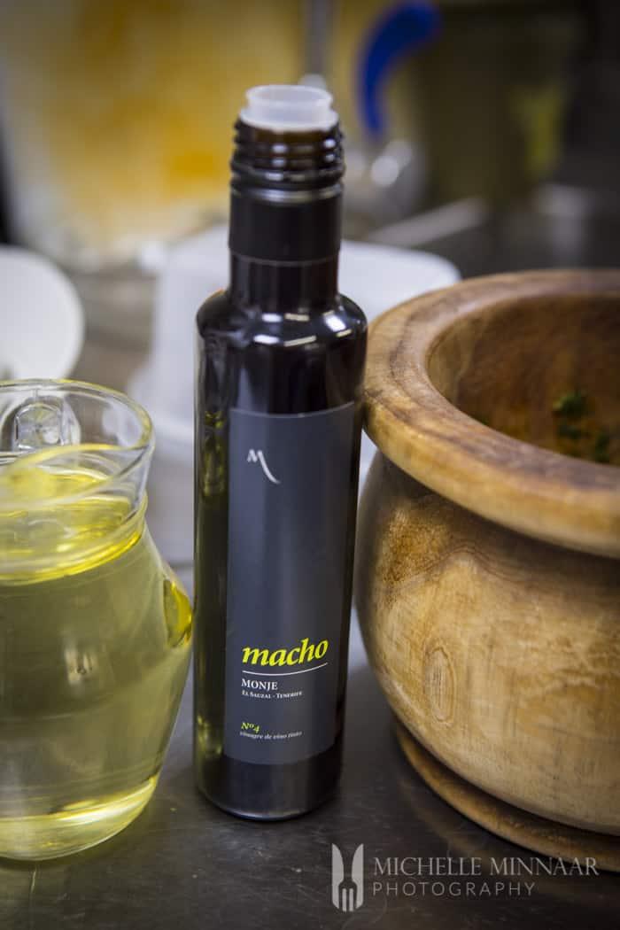 Strong Balsamic Vinegar