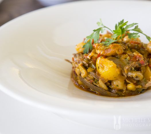 Traditional Canarian food