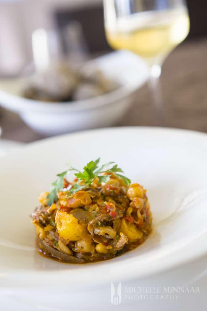 Spanish Meat Casserole