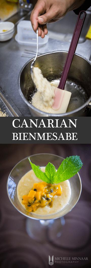 Bienmesabe Canarian Pin