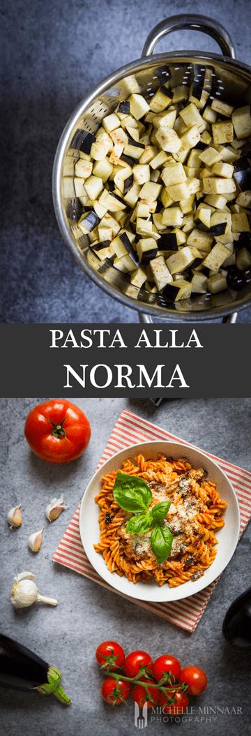 Norma Alla Pasta