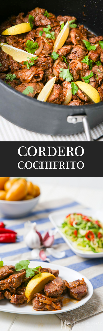 Pin for Cordero Cochifrito