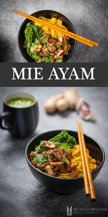 Ayam Mie