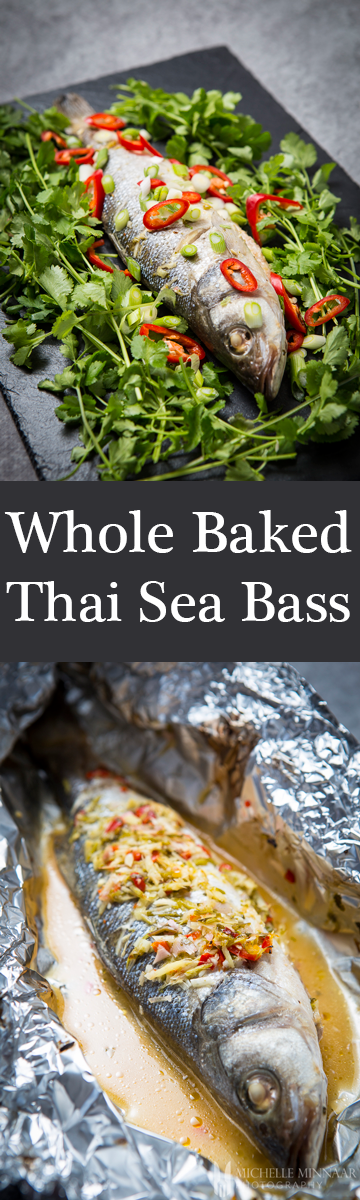 Pin for Whole Baked Thai Sea Bass