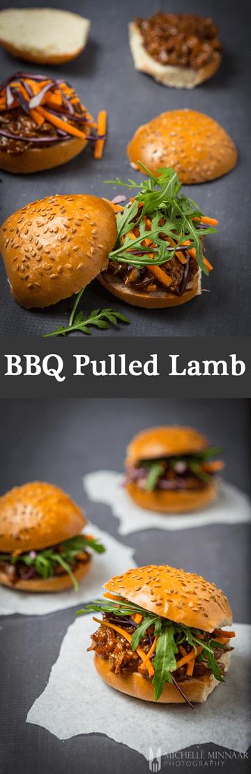 Pulled Lamb BBQ Pinterest