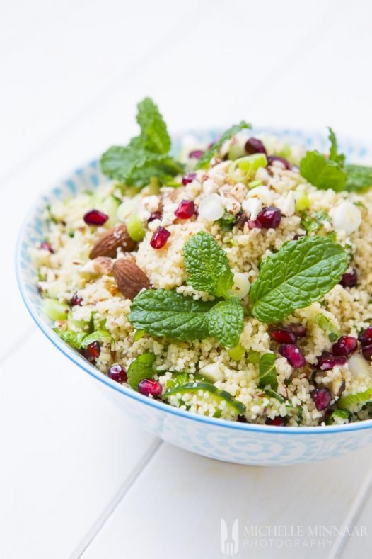 Ft Couscous Salad