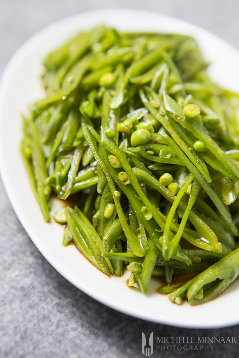 Pea Salad with Sugar Snap
