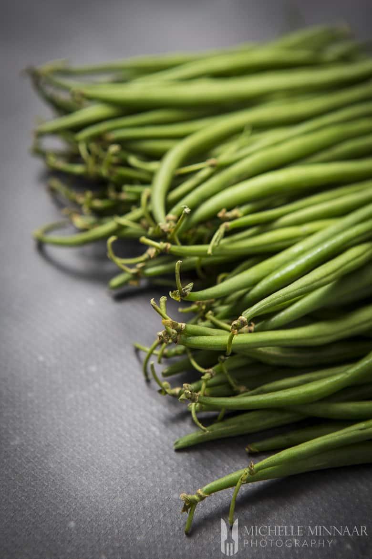 Green Beans Raw