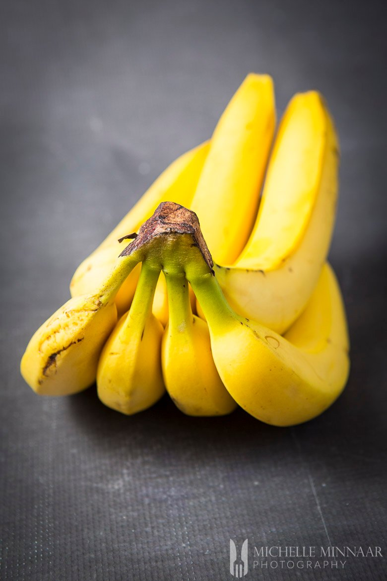 Authentic Young Bananas