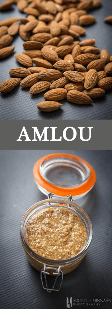 Almonds Amlou
