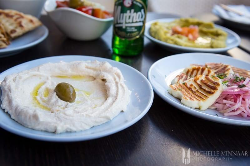 A Greek Dip