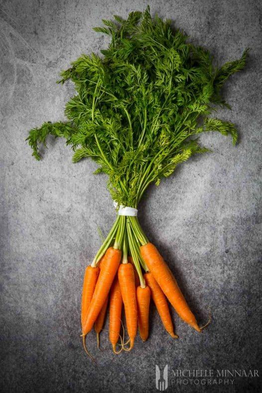 Bunch Carrot