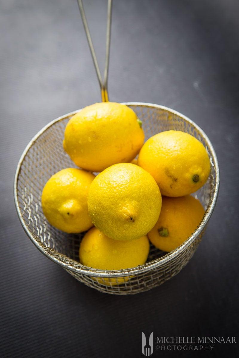 Lemons Drained