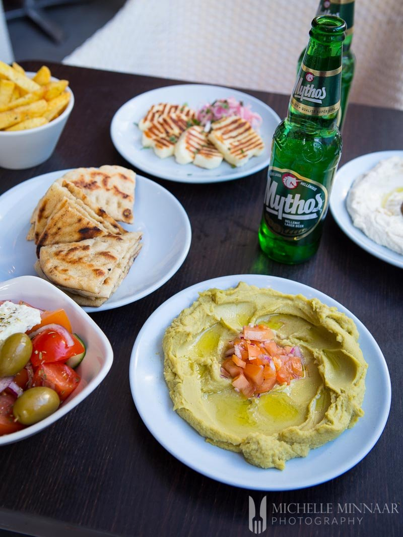 Meze Meal Greek