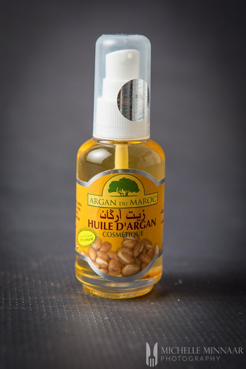 Argan Oil Hair