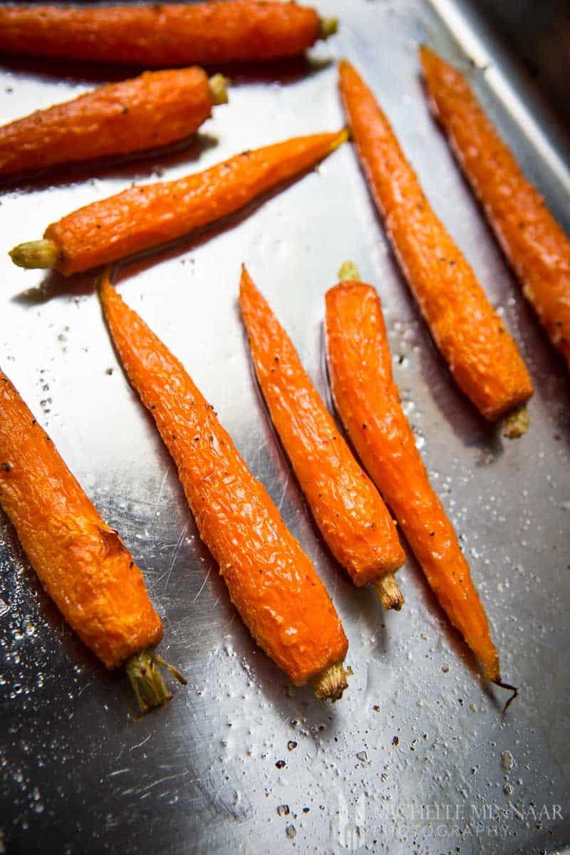 Carrots Roast