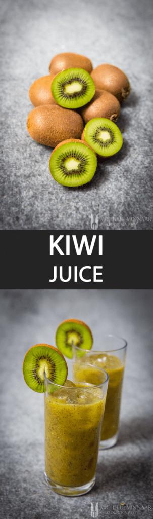 Pin Kiwi Juice
