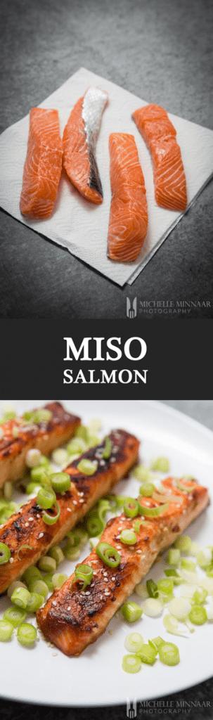 Pin Miso Salmon