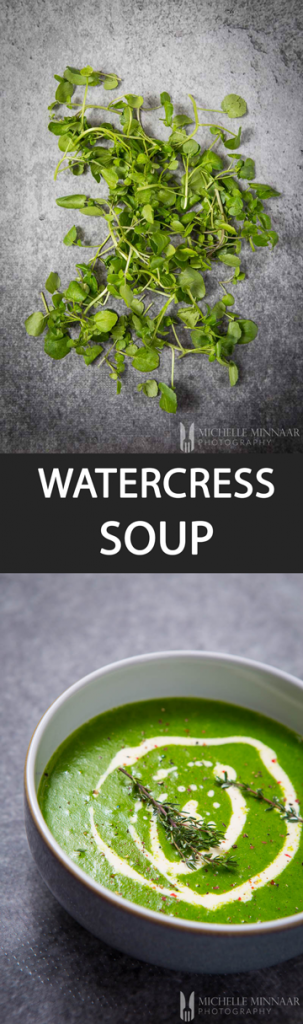 Pin Watercress Soup