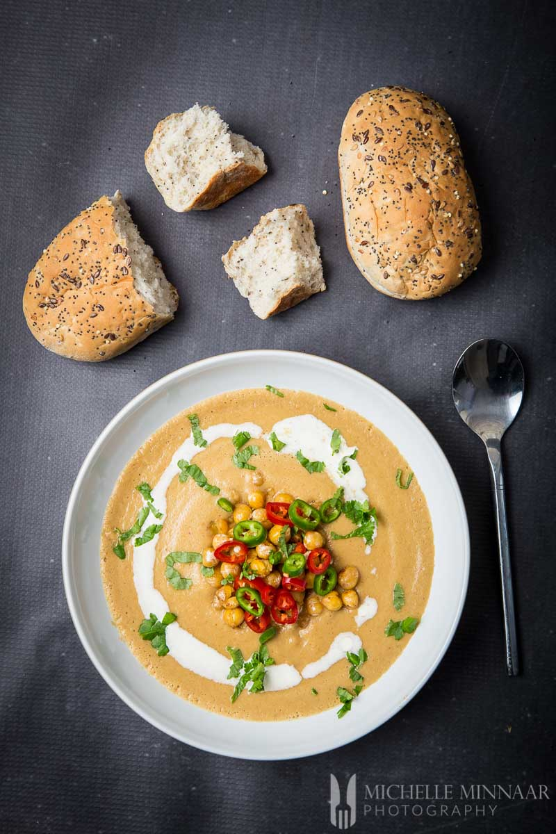 Soup Chickpea