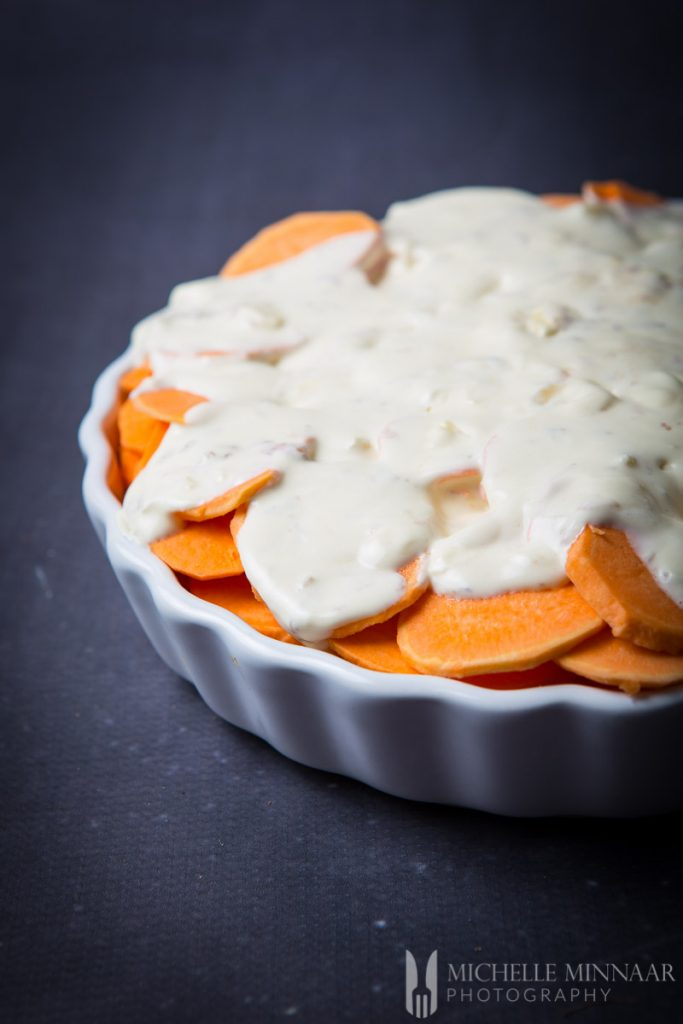 Sweet Potato Cream Cheese