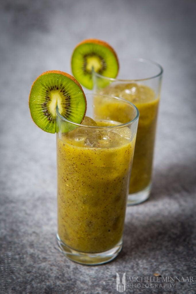 Kiwi Juice Fresh