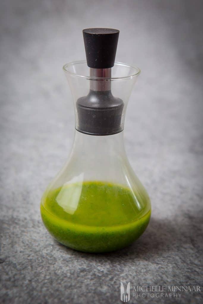 Vinaigrette Green Watercress