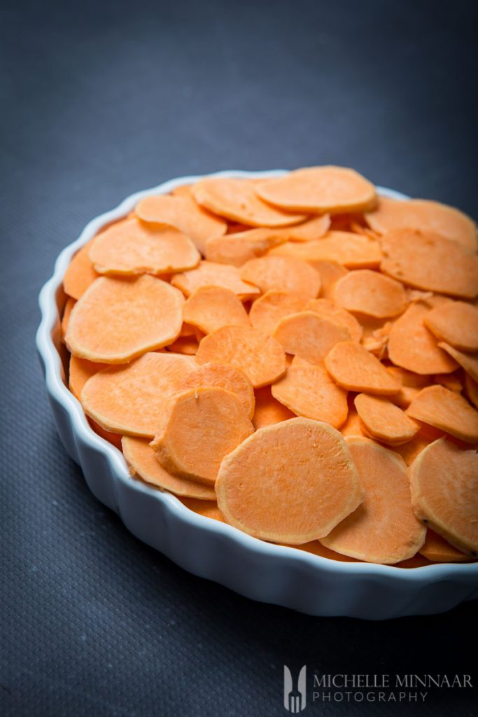 Casserole Dish Sweet Potato